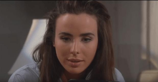Beautiful, Ivy vuole mettere Steffy in un angolo (video puntata 7 gennaio)