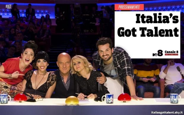 Italia's got talent, la nuova edizione a marzo in chiaro su Tv8