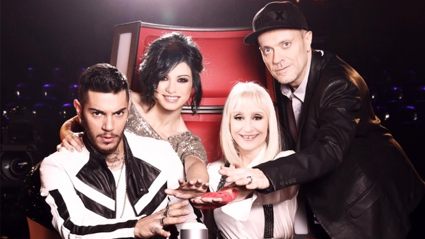 The Voice Of Italy, ai nastri di partenza la nuova edizione del talent di Rai due
