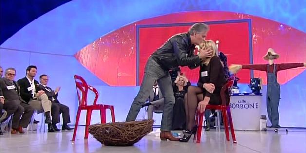 Uomini e Donne, Giulia Carnevali: Lucas sbotta lei va via