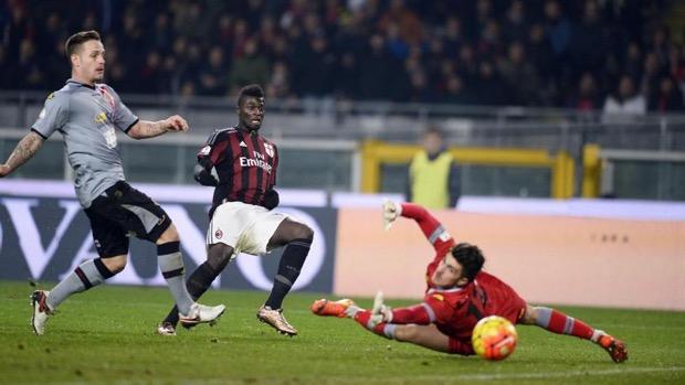 Milan-Alessandria per la Tim Cup nello sport in tv del 1° marzo 2016