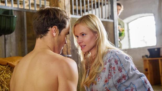 Tempesta d'amore, Luisa cede alle lusinghe di David (puntata del 27 febbraio 2016)