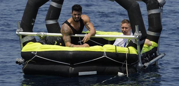 L'isola dei famosi, giorno 11: arrivano Cristian Gallella e Gianluca Mech (video)