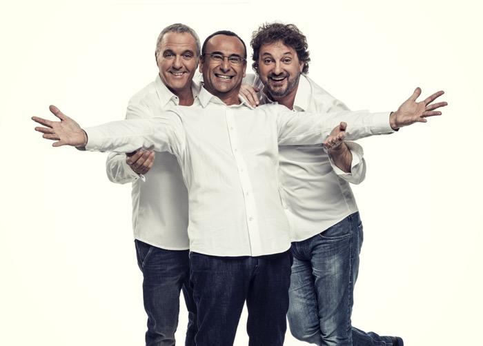 Panariello – Pieraccioni – Conti lo show: uno show tra tv e comicità all'Arena di Verona e poi in tv