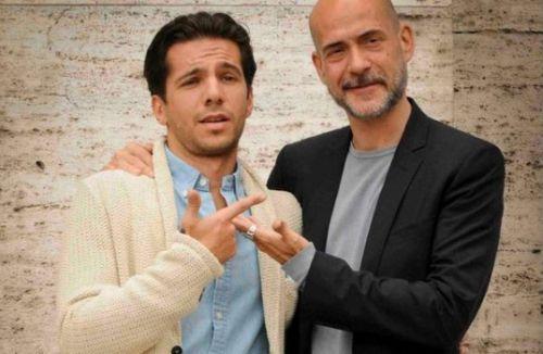 Vincenzo Alfieri e Gianmarco Tognazzi