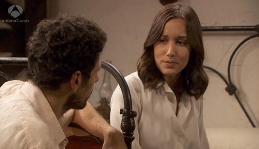Il Segreto, Francisca pregusta il successo del suo piano (puntata del 23 marzo)