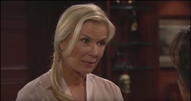 Beautiful, secondo Brooke il bambino non è di Ridge (puntata del 19 marzo)