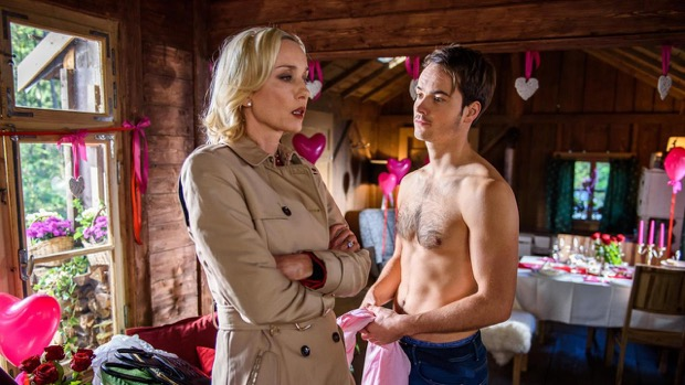Tempesta d'amore, David trufferà Luisa? (puntata del 20 marzo)
