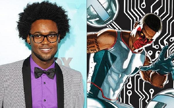 Arrow 5 – Echo Kellum sarà un membro regular del cast