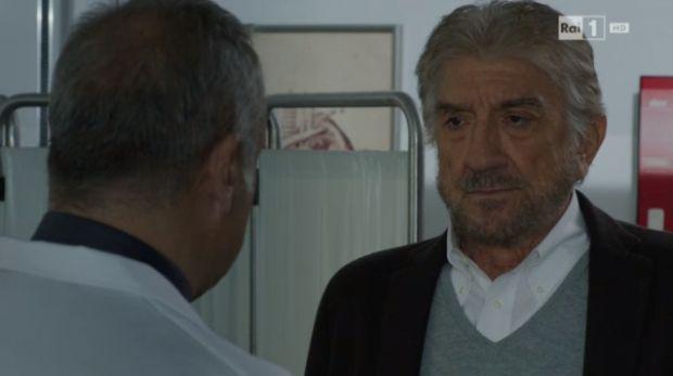 Una pallottola nel cuore, stasera ultima puntata con Gigi Proietti