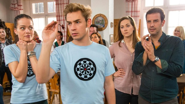 Tempesta d'amore, Sebastian chiude ogni rapporto con Luisa (puntate 18 e 19 aprile)