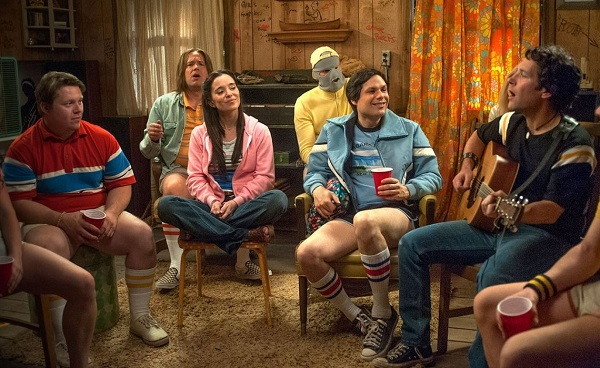 Ecco il primo trailer di Wet Hot American Summer: Ten Years Later!
