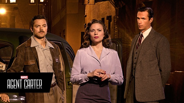 Dominic Cooper spera in un ritorno di Agent Carter