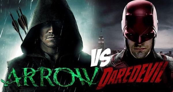 Arrow VsDaredevil