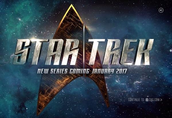 Star Trek: primo teaser trailer per la nuova serie CBS