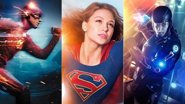 The CW annuncia un grande cross-over fra Flash, Arrow, Supergirl e Legends of Tomorrow!