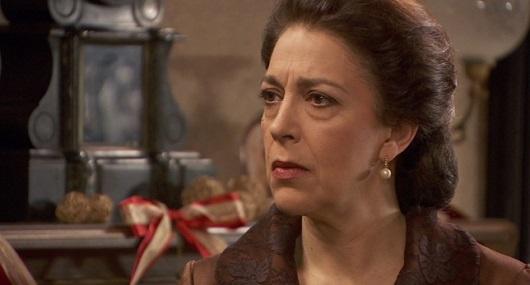 Il Segreto, Amalia ricatta Francisca (puntata del 9 maggio)