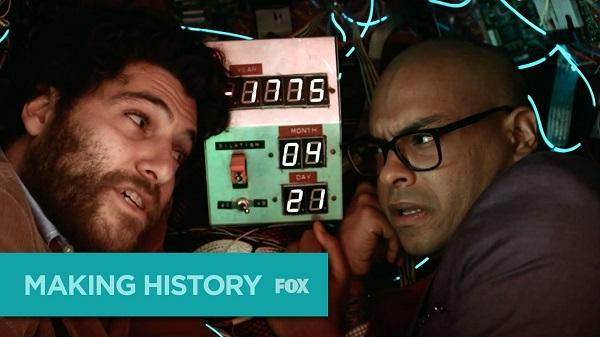 Making History: primo trailer per la nuova serie FOX