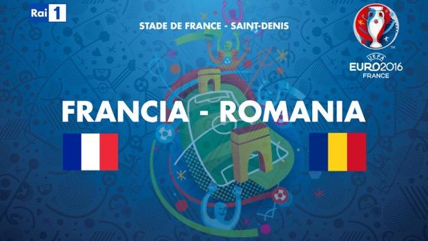 Europei calcio 2016 in tv COMMENTA