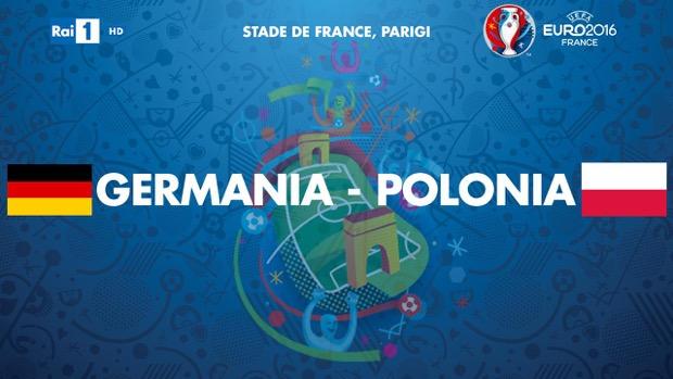 Euro 2016, Germania-Polonia e le altre partite nello sport in tv del 16 giugno