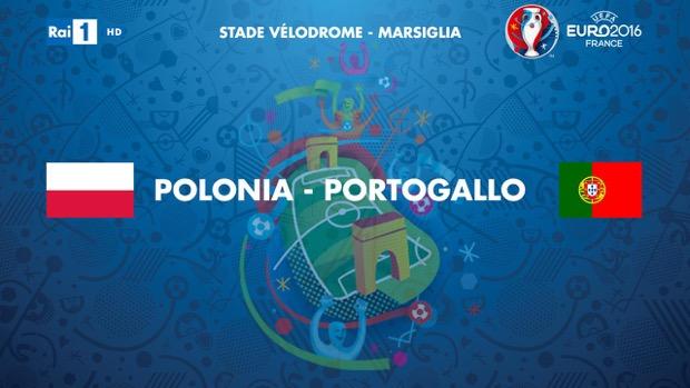 Stasera in tv, 30 giugno 2016: Polonia-Portogallo, Amore criminale
