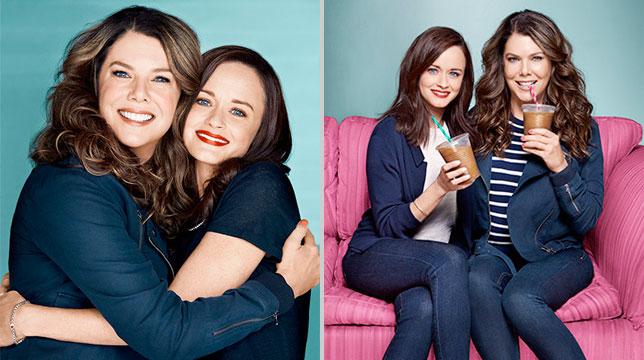 Una mamma per amica (Gilmore girls): tutte le stagioni dal 1° luglio su Netflix