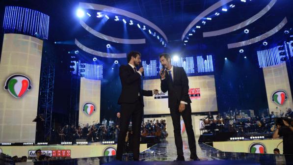 """""""Radio Italia live"""", tornano le due serate musicali estive di Italia Uno"""