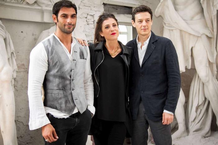 Sacrificio d'amore, primo ciak per la nuova fiction in costume per Canale 5 [Foto]