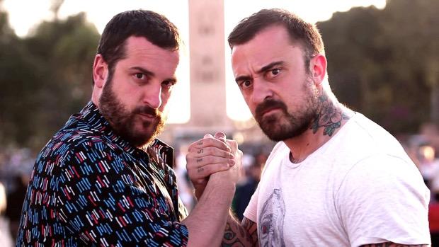 """""""Il ricco e il povero"""", Chef Rubio e Costantino della Gherardesca coppia inedita su Nove e DMAX"""