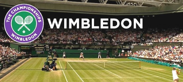 Tennis Wimbledon nello sport in tv del 28 giugno