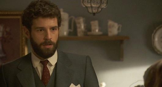 Il Segreto, Lucas scopre il segreto di Alicia (puntata del 28 giugno)