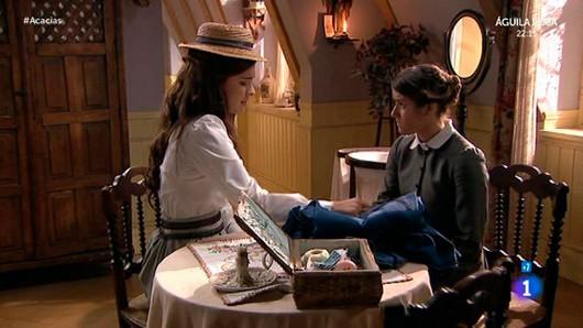 Una vita, Pablo e Guadalupe vogliono aiutare Manuela (puntata del 28 giugno)