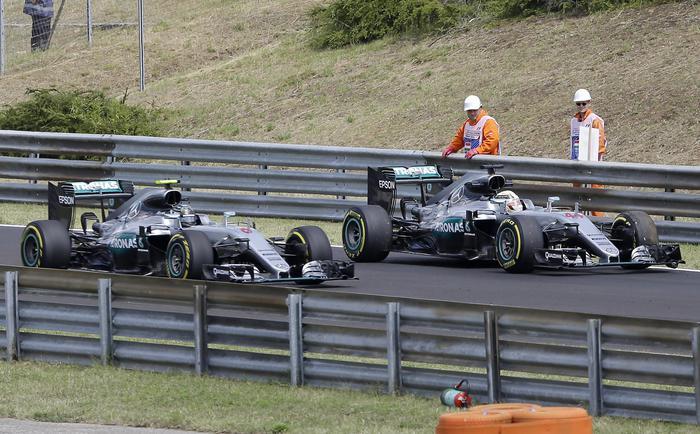 F1 con il GP Ungheria tra gli sport in tv del 24 luglio