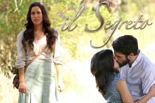 soap canale 5, il segreto