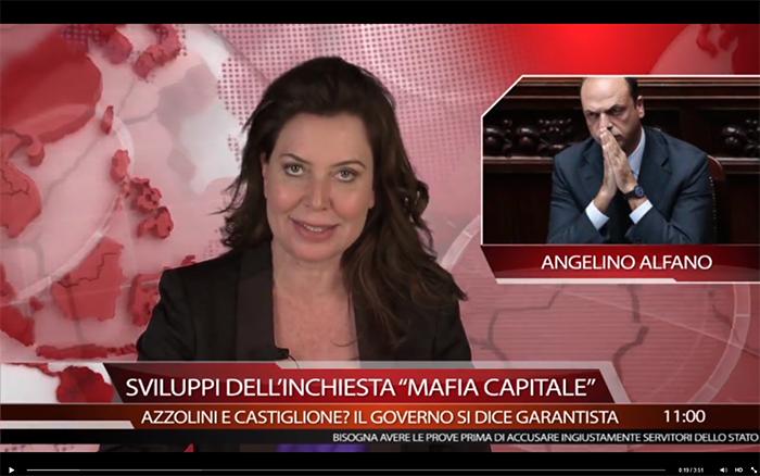 """""""Tg Porco"""", il tg satirico di Sabina Guzzanti sbarca su La7 per Piazzapulita"""