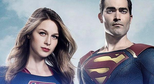 Supergirl 2: Tyler Hoechlin è Superman nella prima foto ufficiale!