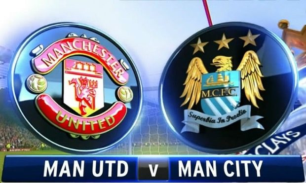 Manchester City-Manchester United, sport in tv