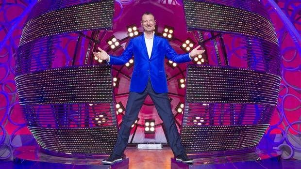Reazione a catena di sera, Amadeus sbarca in prima serata Rai Uno con il game show