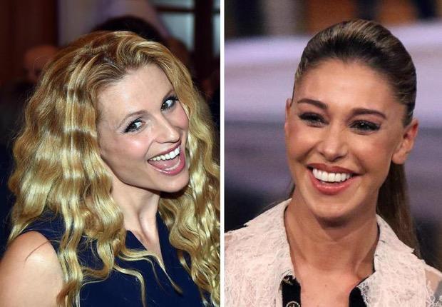 """Belen Rodriguez: """"Michelle Hunziker e Simona Ventura sono due amiche vere"""""""