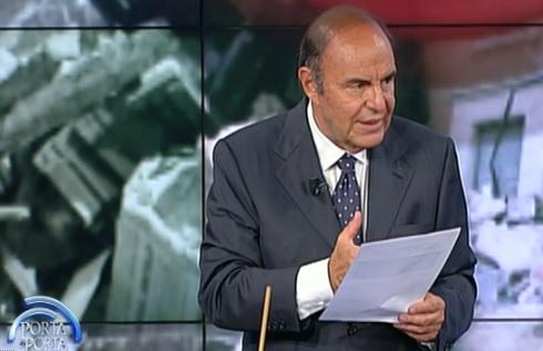 Ascolti tv del 24 agosto: serata vinta dallo Speciale Porta a porta sul terremoto