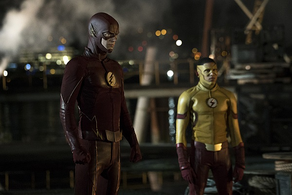 The Flash 3: le prime foto ufficiali!