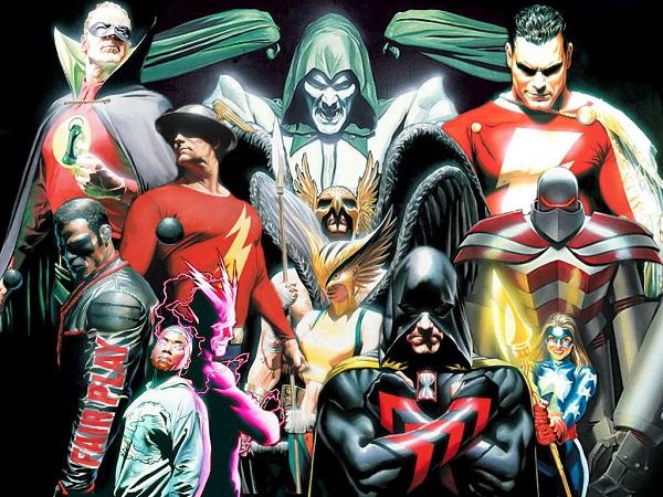 Legends of Tomorrow 2: ecco il logo della Justice Society of America!