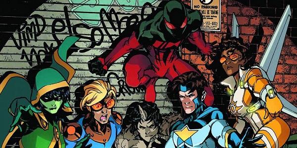 Marvel e ABC stanno lavorando alla serie TV dei New Warriors!