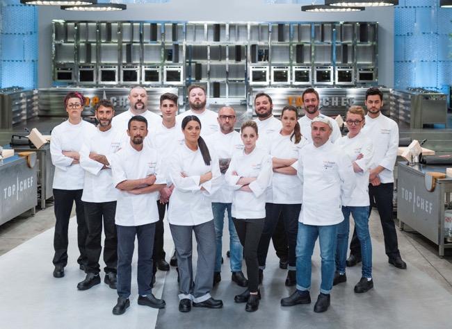Top Chef, il famoso talent di cucina debutta a settembre su NOVE: conosciamo i 15 concorrenti
