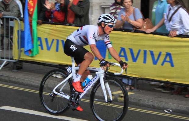 Vuelta a Espana 2016, la presentazione della 3^ tappa