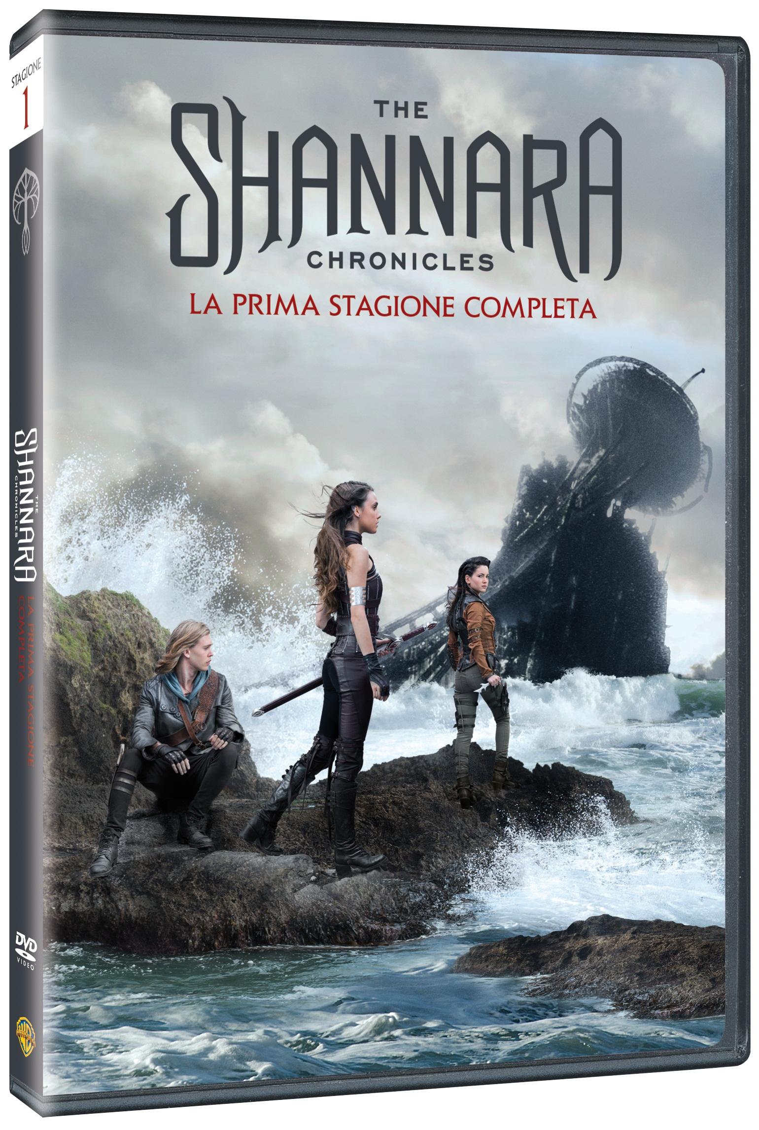Shannara_S1_DVD