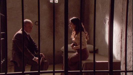 Il Segreto, Ines vuole incastrare Amalia (puntata del 29 agosto)