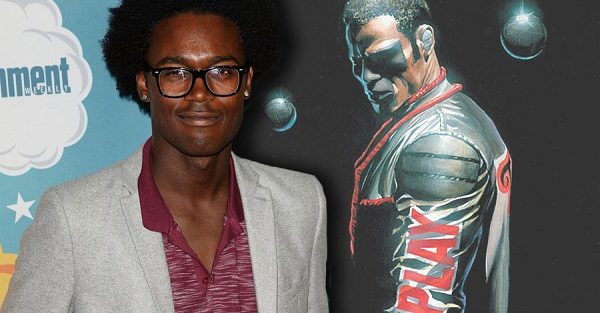 Arrow 5: Echo Kellum conferma che indosserà il costume di Mister Terrific