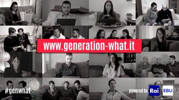 Generation What? su Rai 1, conducono Benji e Fede