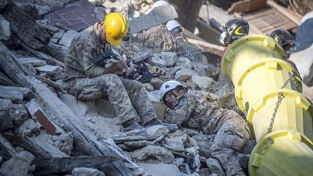 La Rai sui luoghi del terremoto un mese dopo: ecco la programmazione speciale